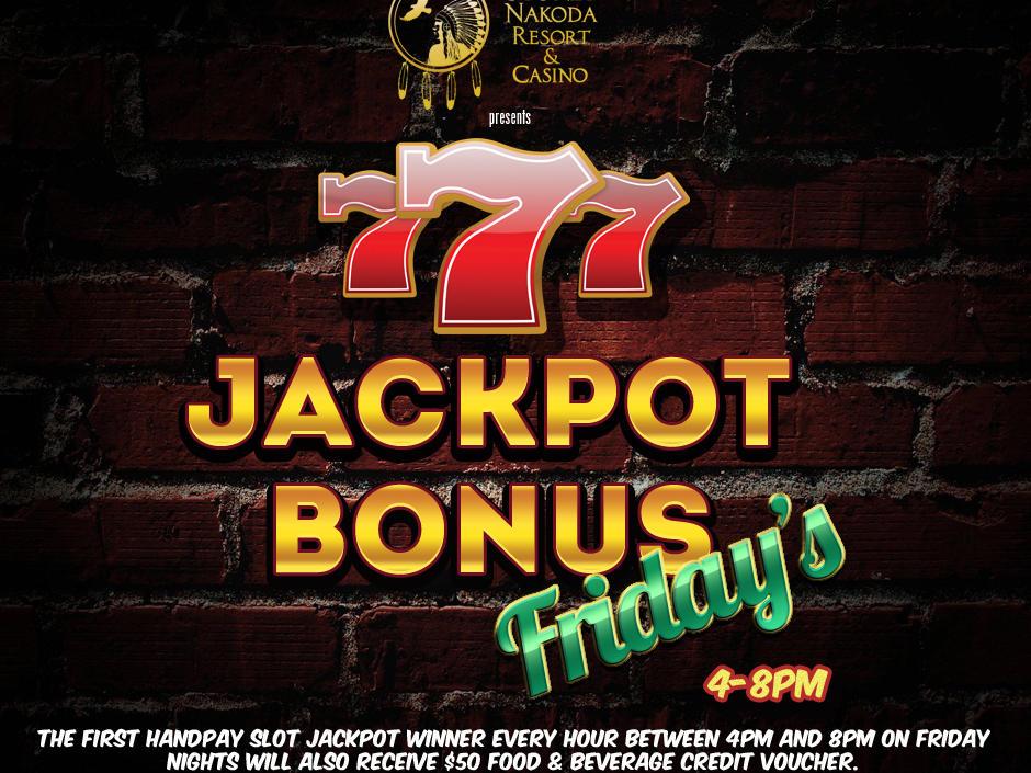 Jackpot Friday