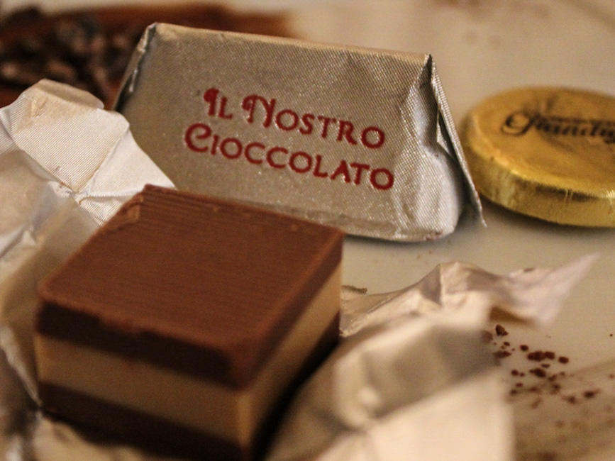 Chocolate Tasting in Turin