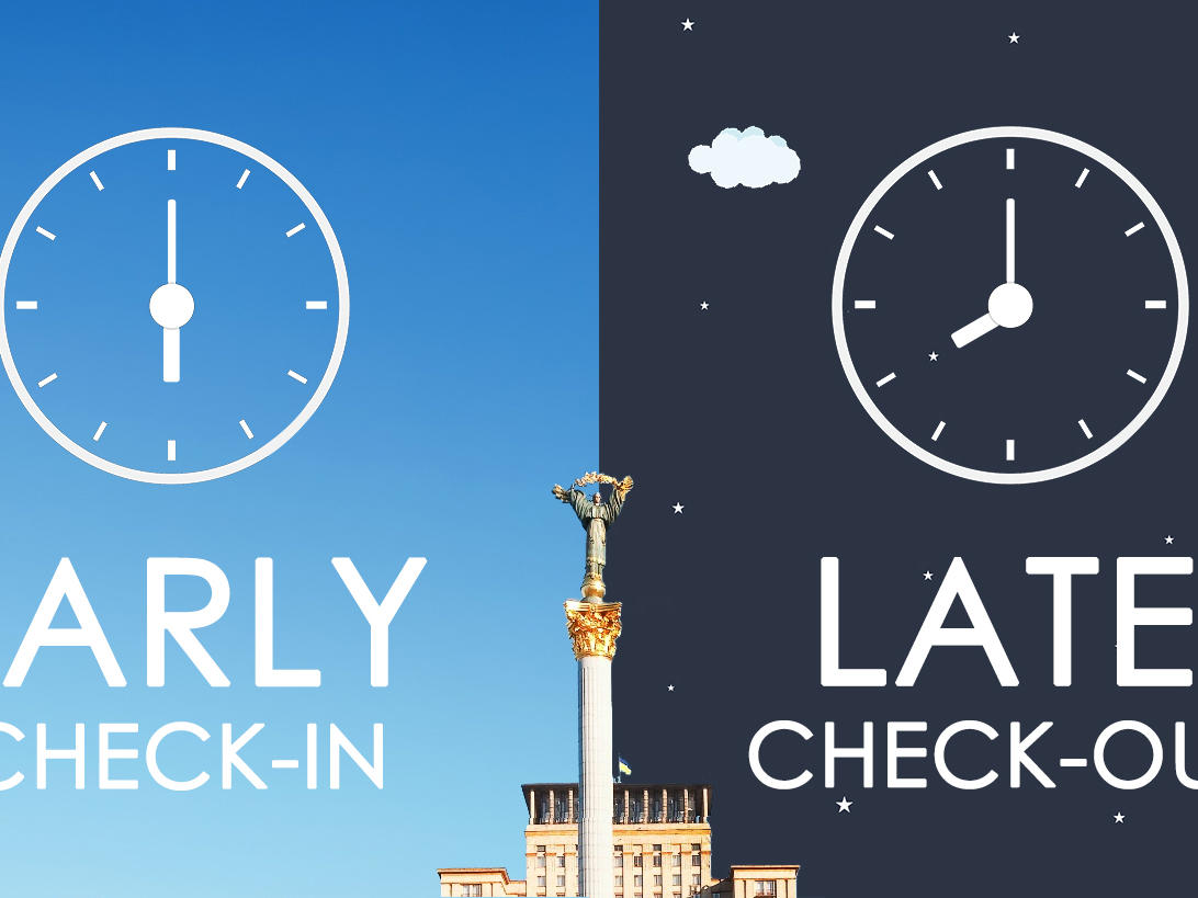 EARLY CHECK-IN