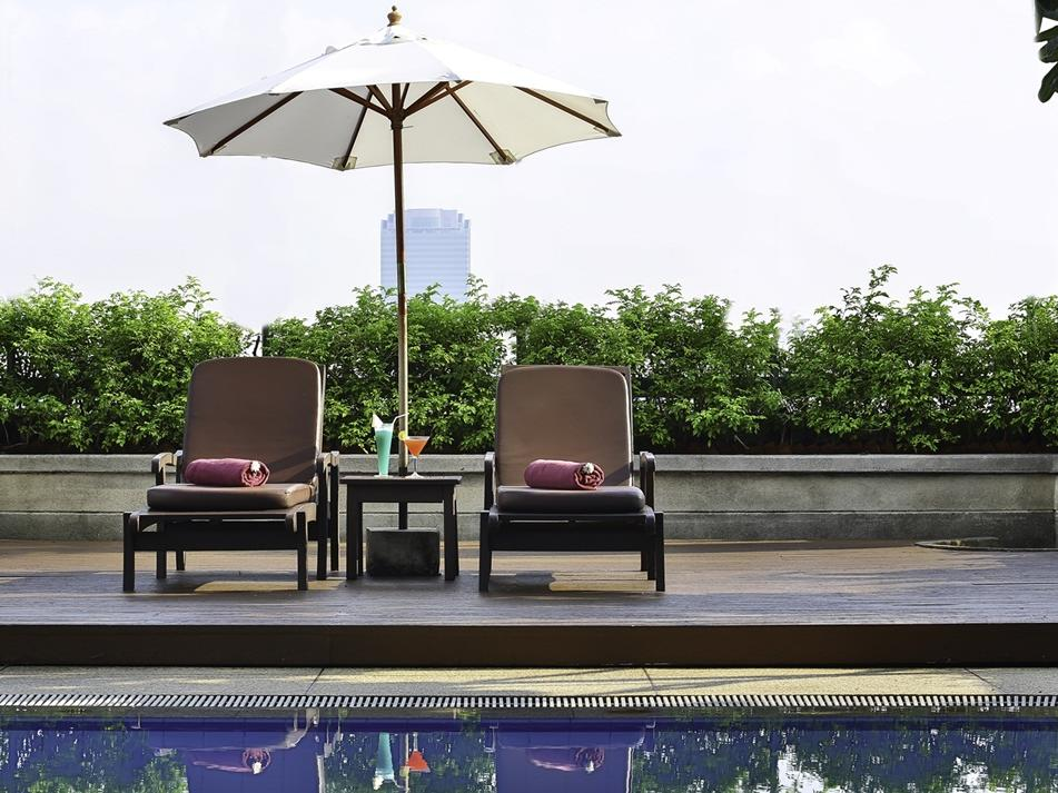 Eastin Hotel Makkasan Bangkok - Swimming pool