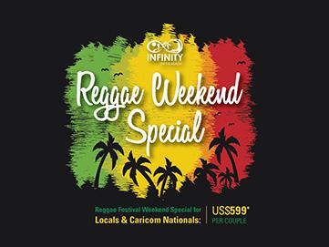 Reggaue Weekend Special