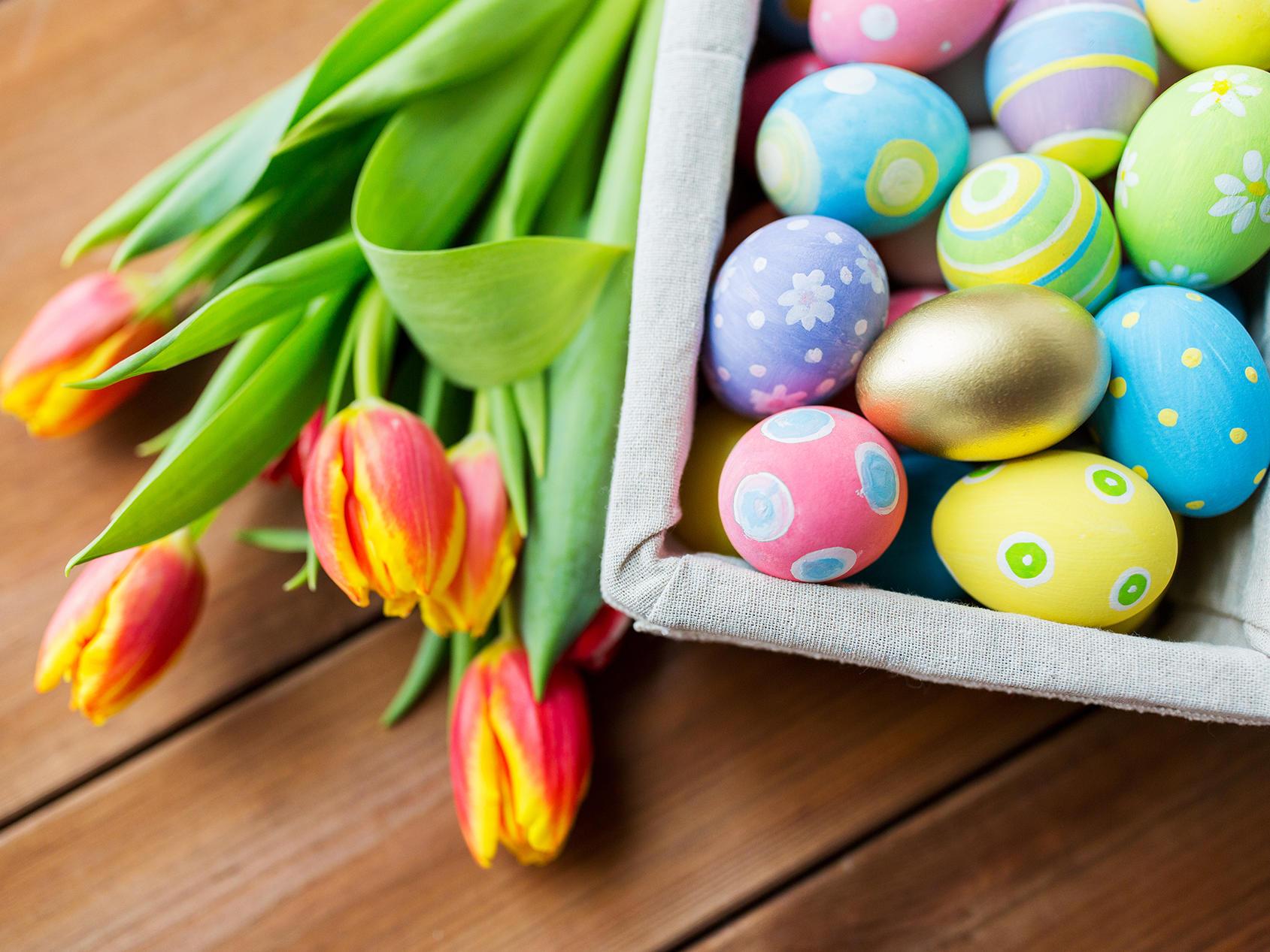 Easter in Ljubljana, Hotel Lev