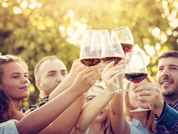 Wine Down Weekend Package at The Abbey
