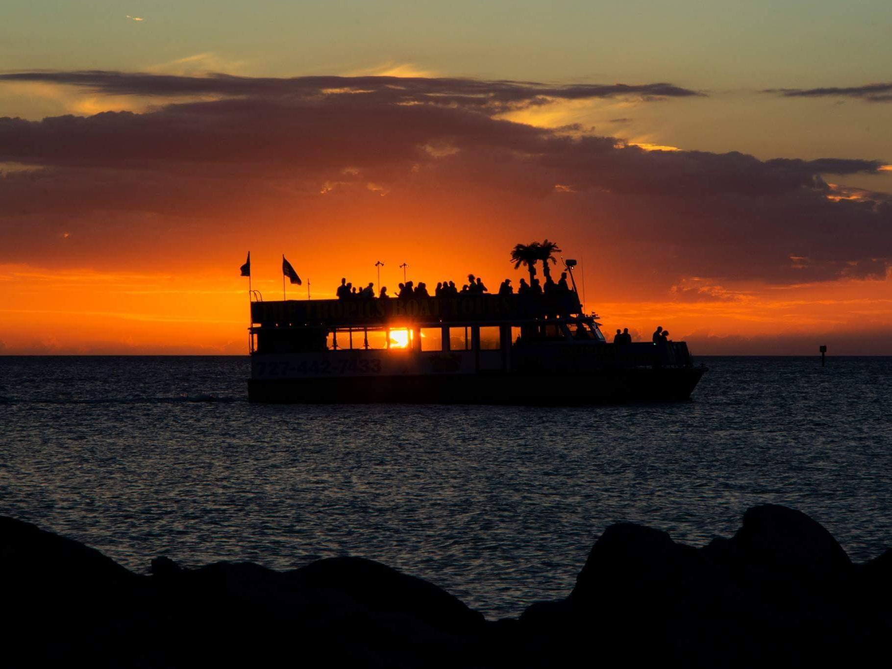Tropics Boat Tours