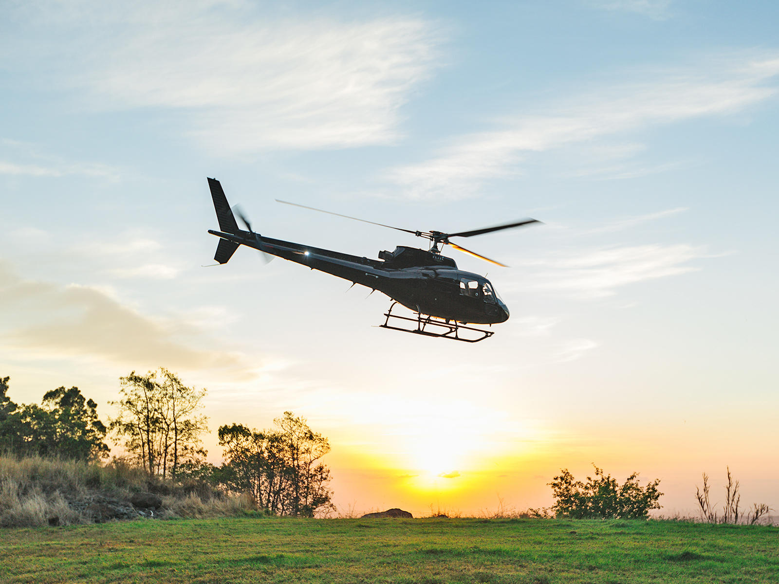 Elite Helicopters Package