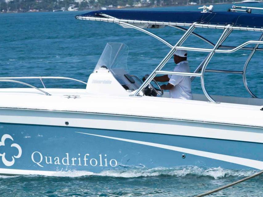 Quadrifolio Boat