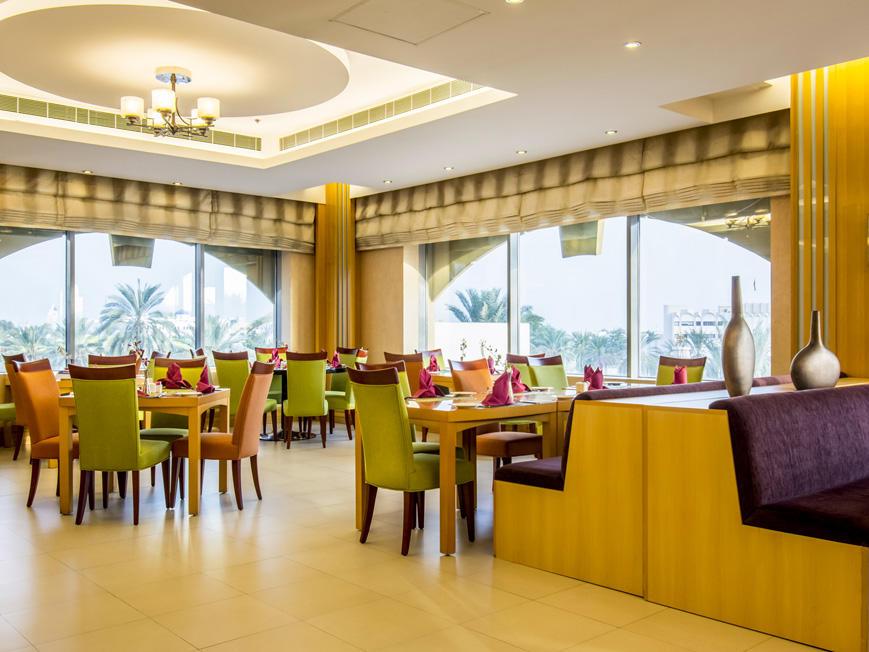 Seasons All Day Restaurant at City Seasons Muscat