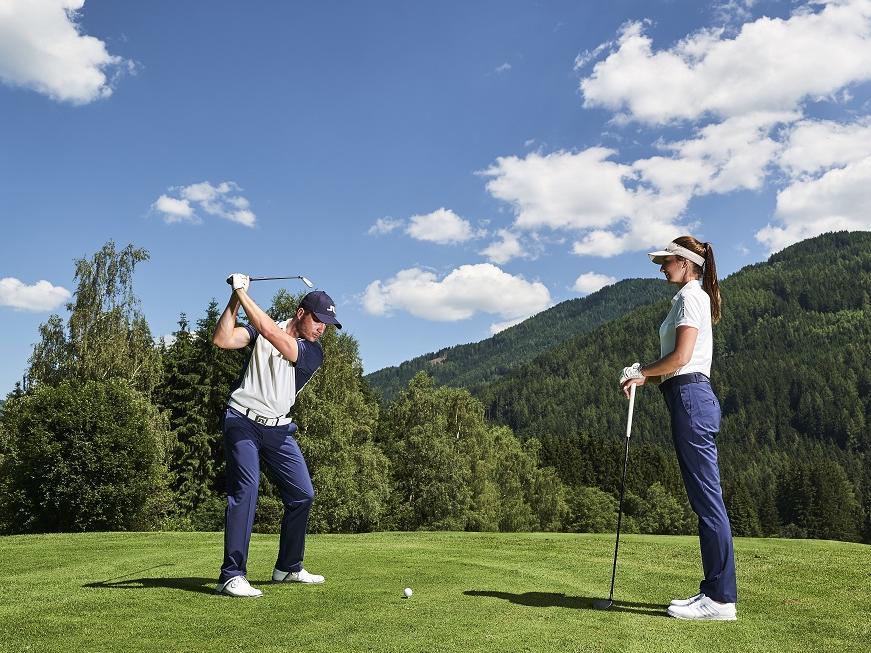 Golf Pro Stunden Schloss Pichlarn