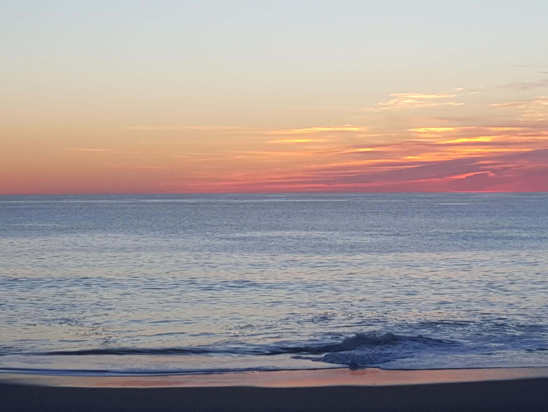 Sunset at Dewey
