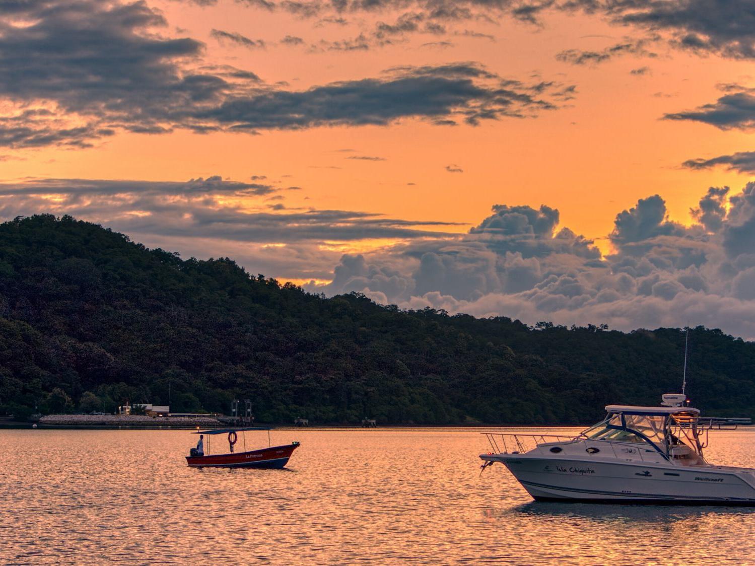Sunset Cruise Setting