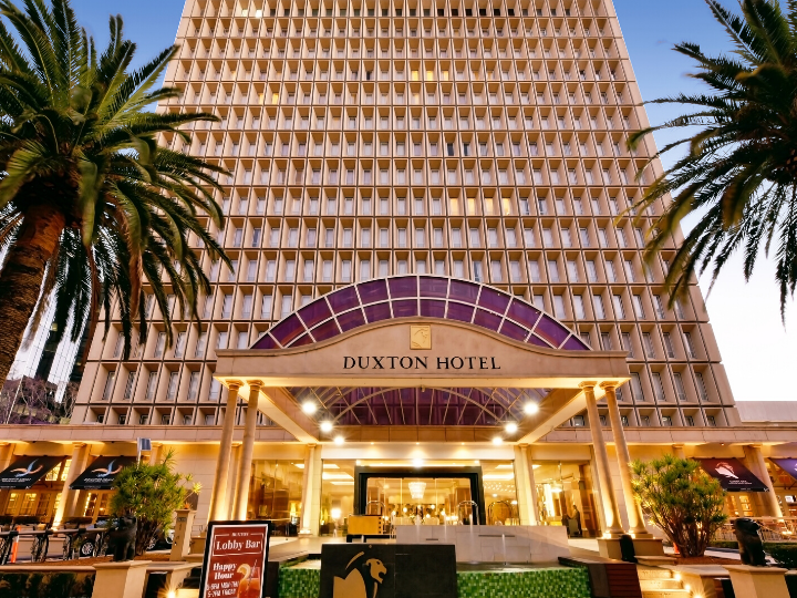 Exterior view  in Duxton Hotel Perth