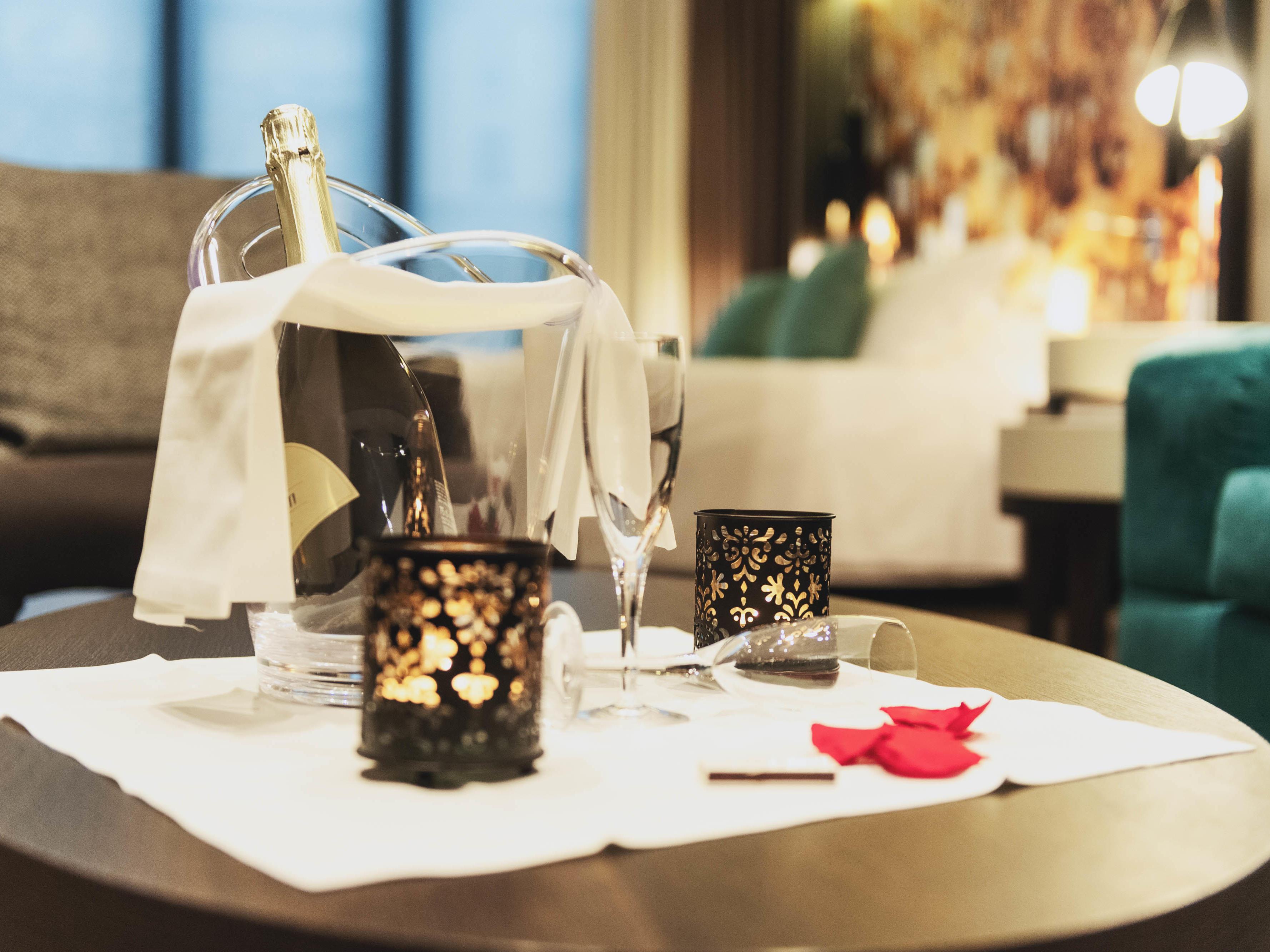 Hotel a Torino offerta romantica