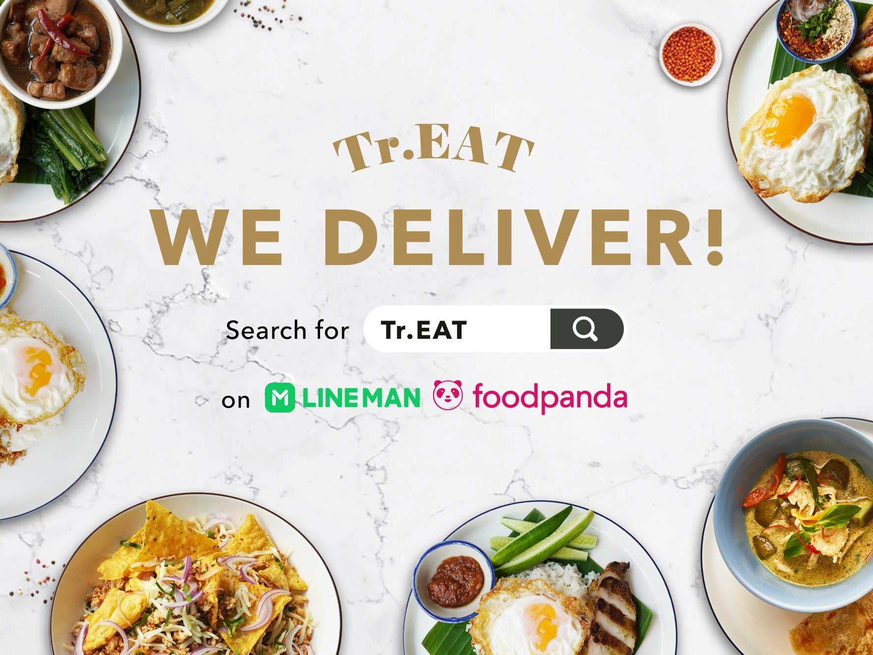 Food Delivery Cover