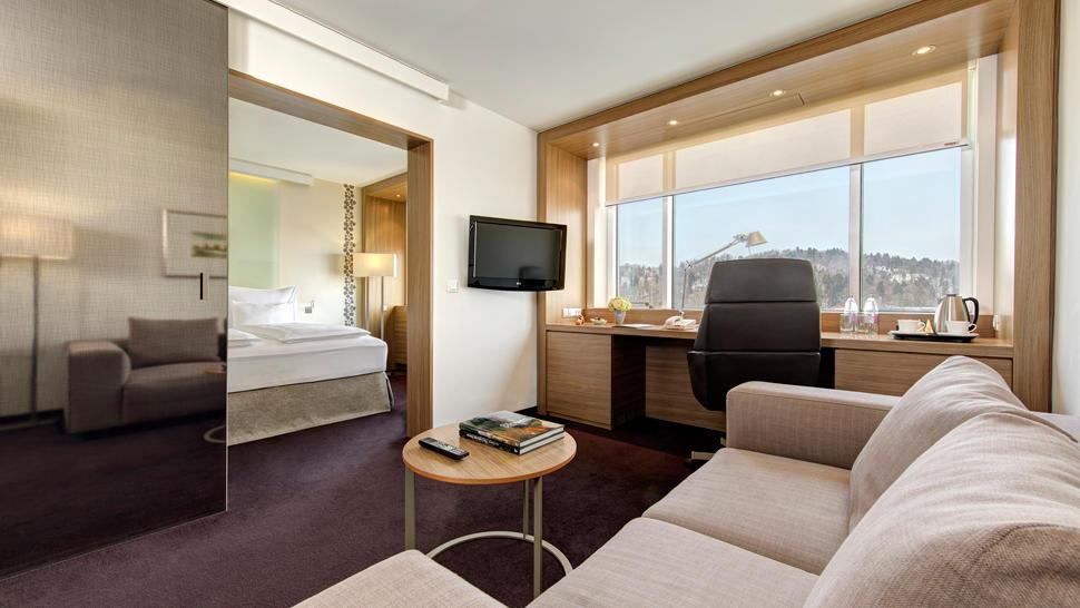 Ljubljana accommodation Hotel Lev