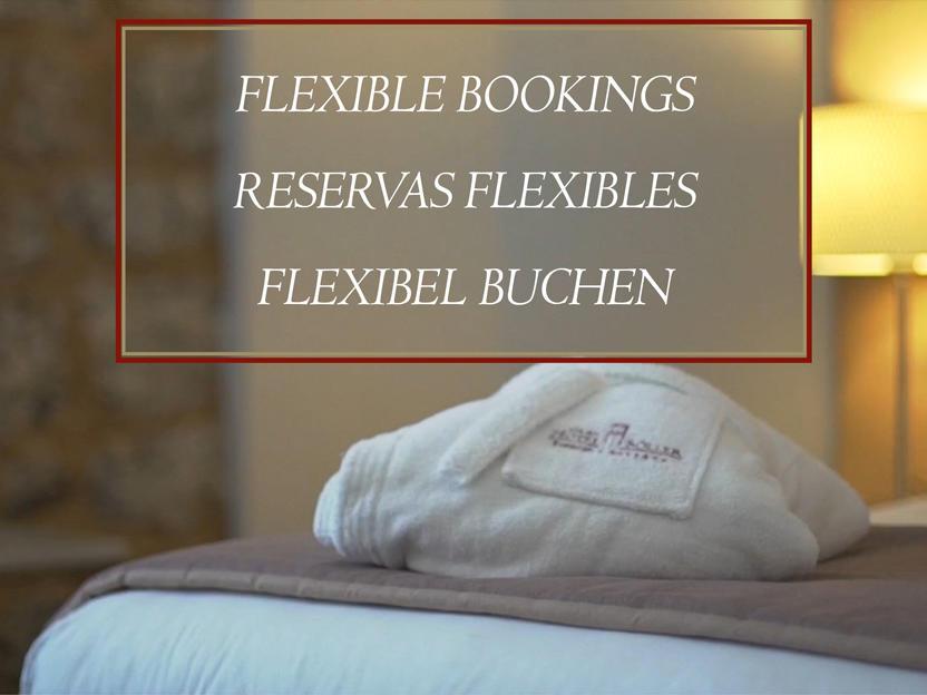 Flexible Buchungen - Gran Hotel Soller