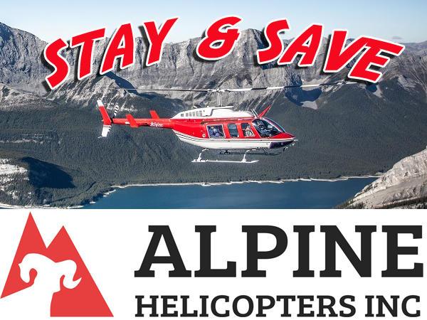 Stay & Save Alpine
