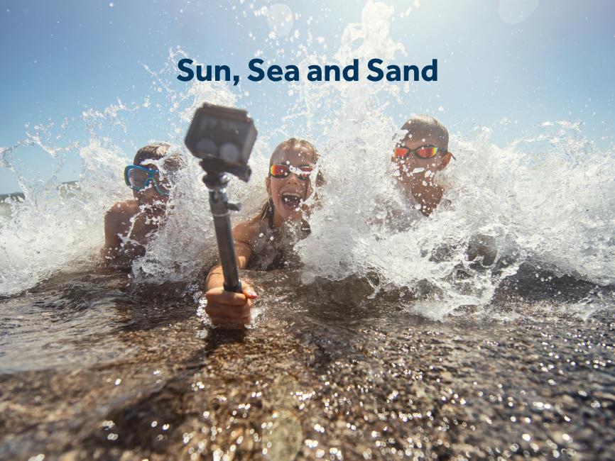 20% off Sun, Sea and Sand