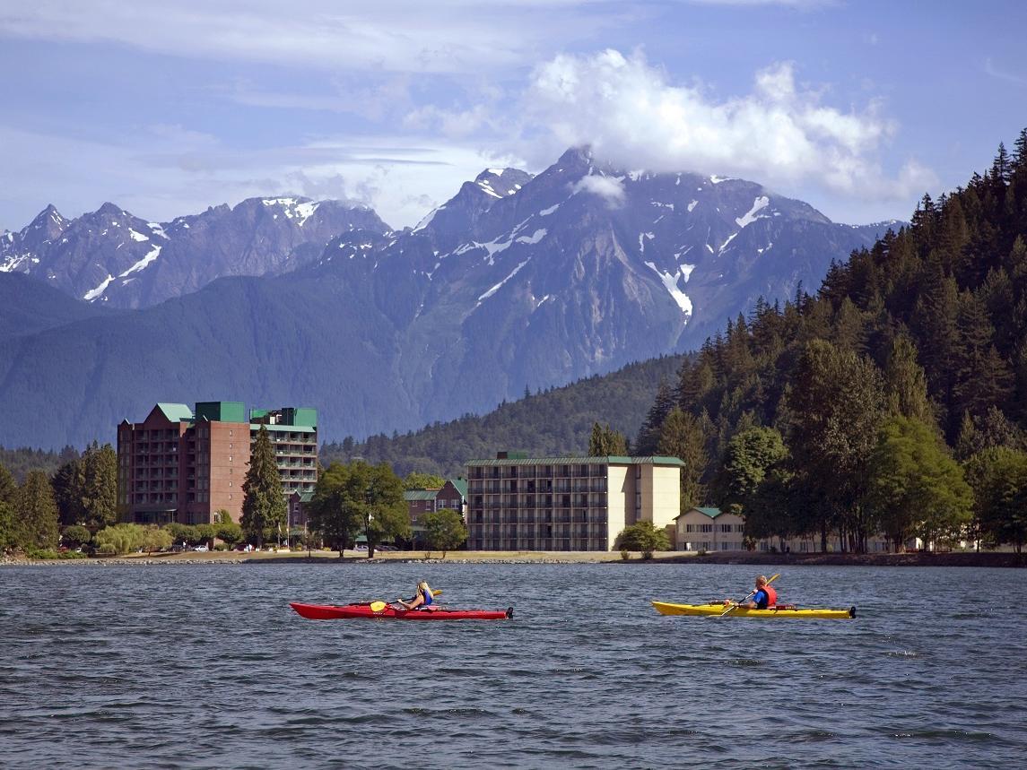 Harrison Lake Adventure