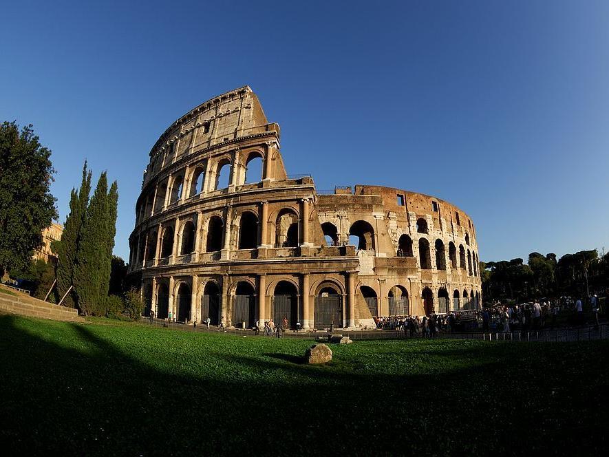 Colosseo prato