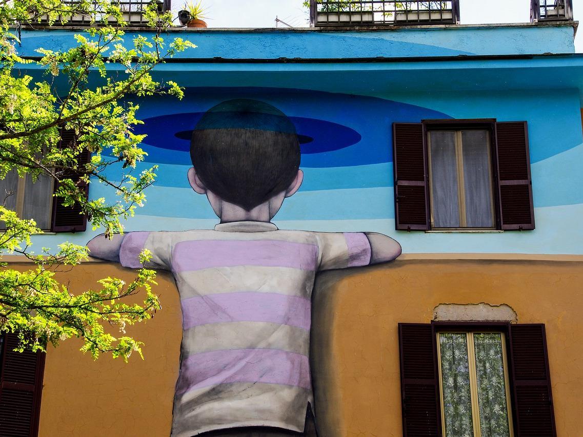 Street Art Tour experience foto offerta