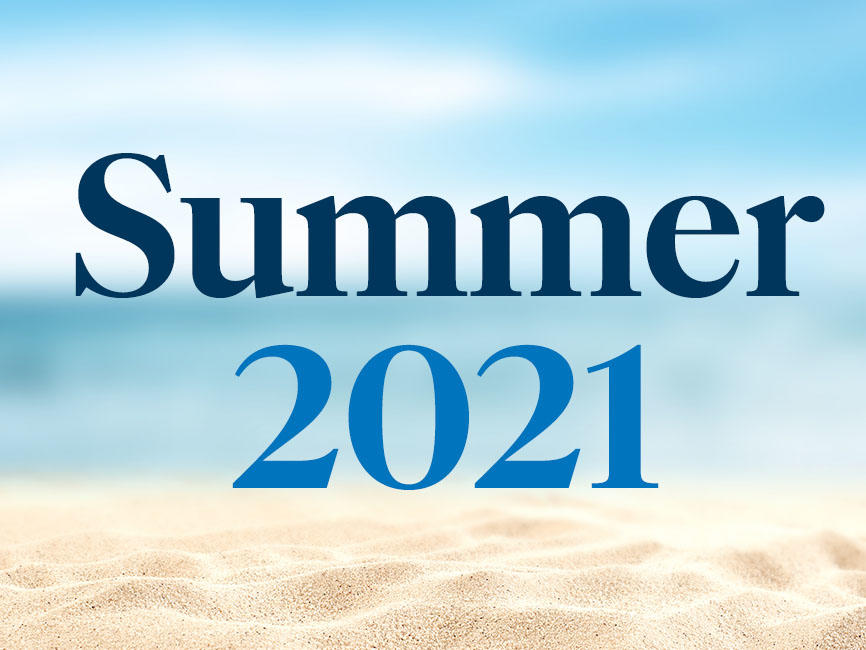 Up to 25% off Summer 2021
