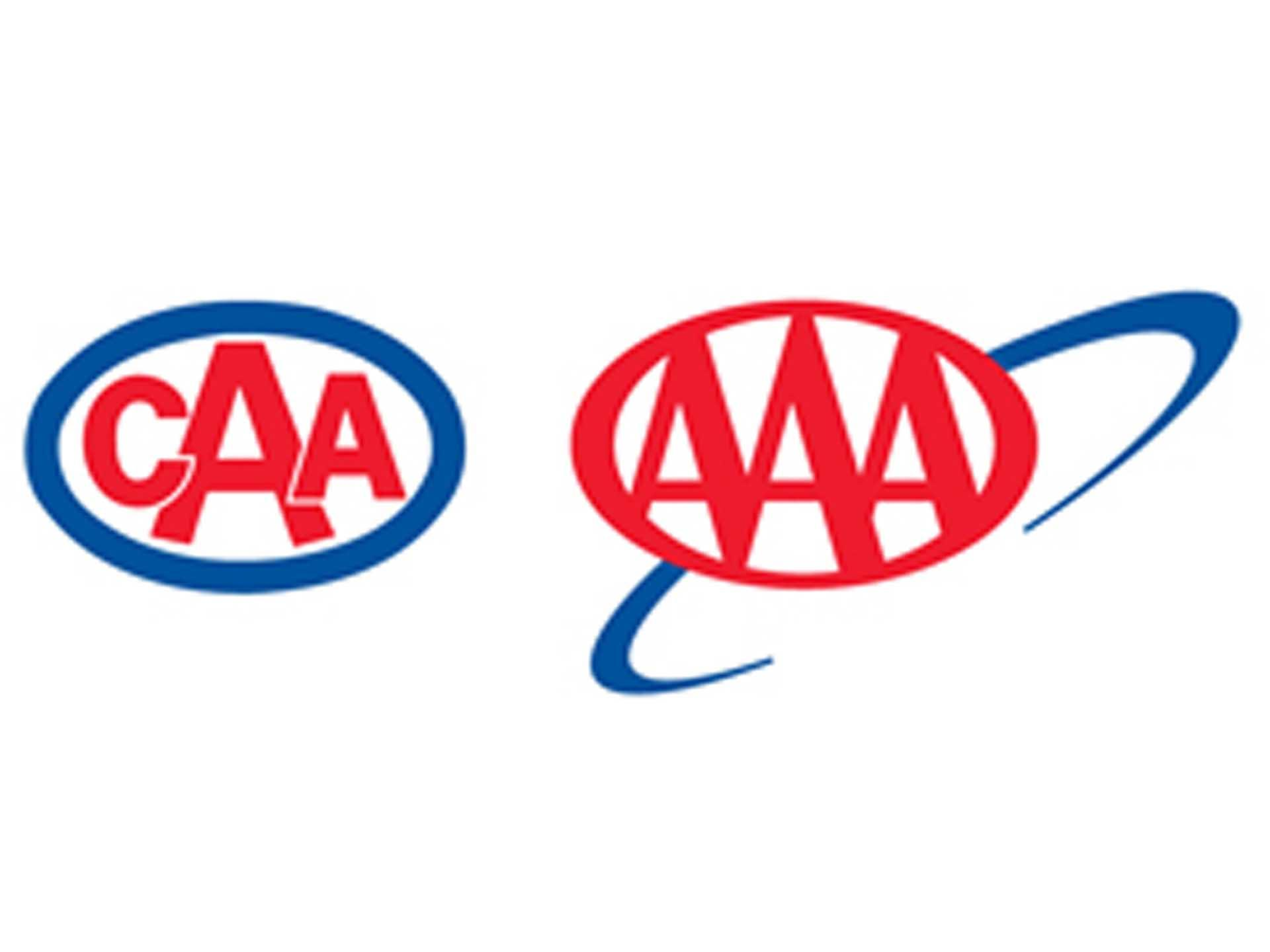 AAA  and CAA logo