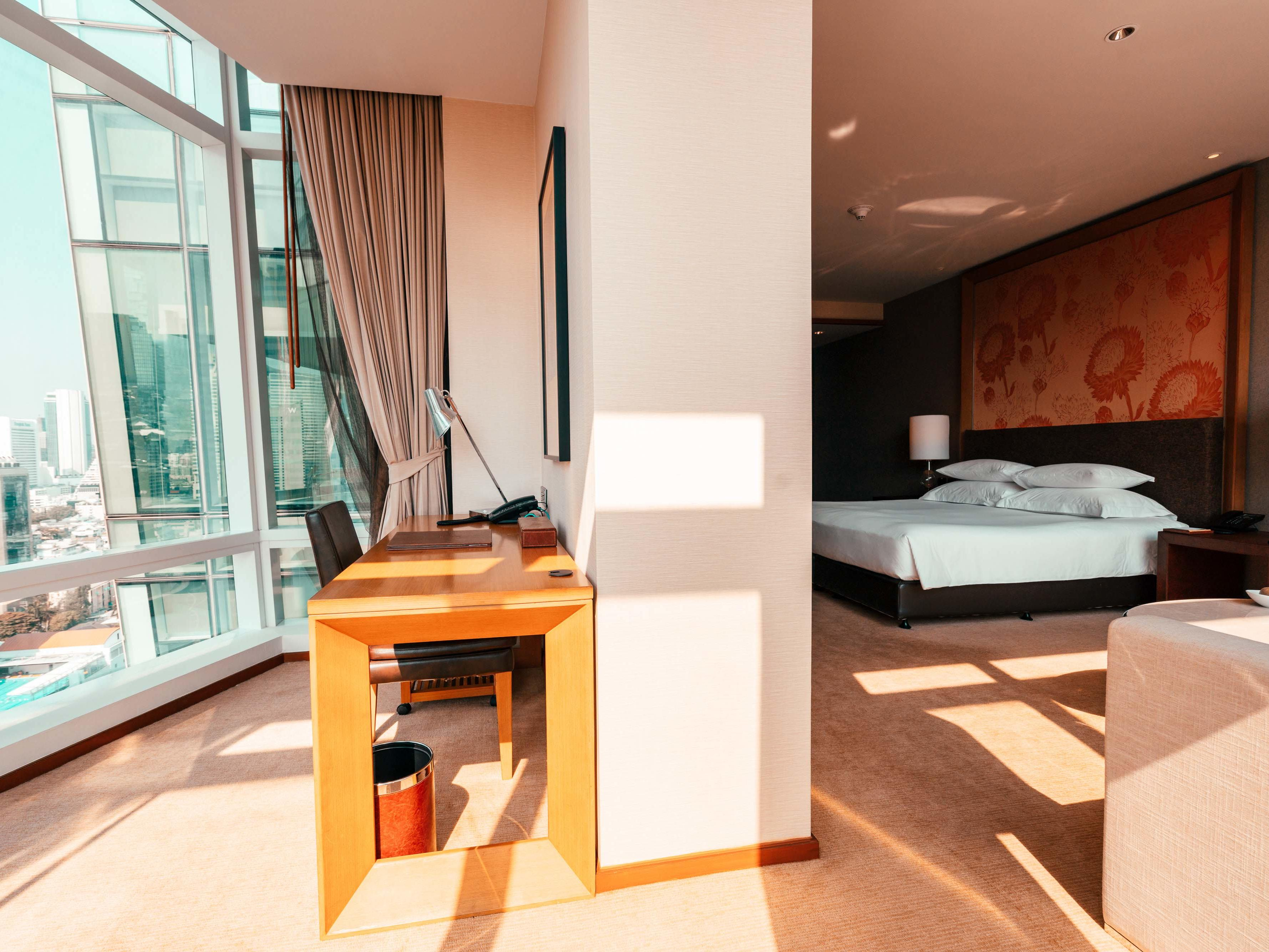 Rooms - Eastin Hotel