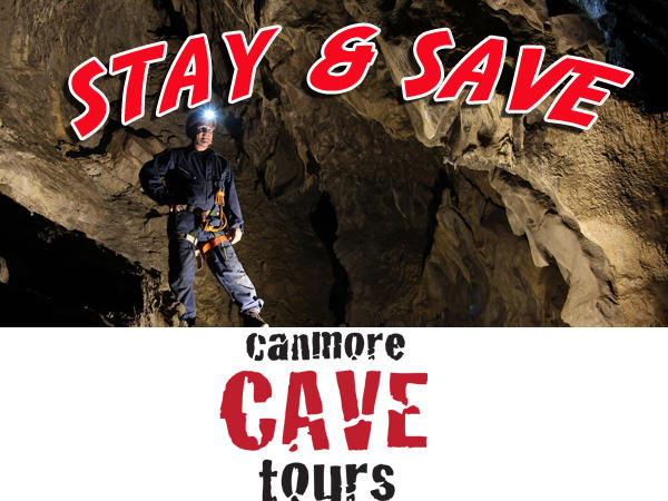 Canmore Caves
