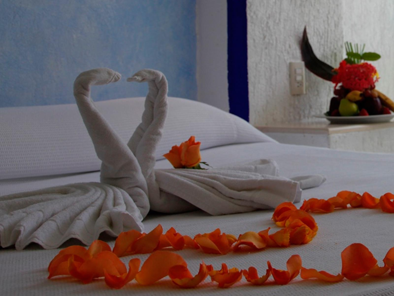 Romantic Decorations at Hotel Villa Varadero