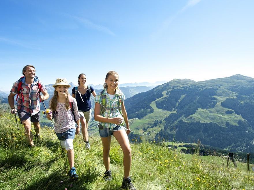 Hiking at Deer Valley Resort