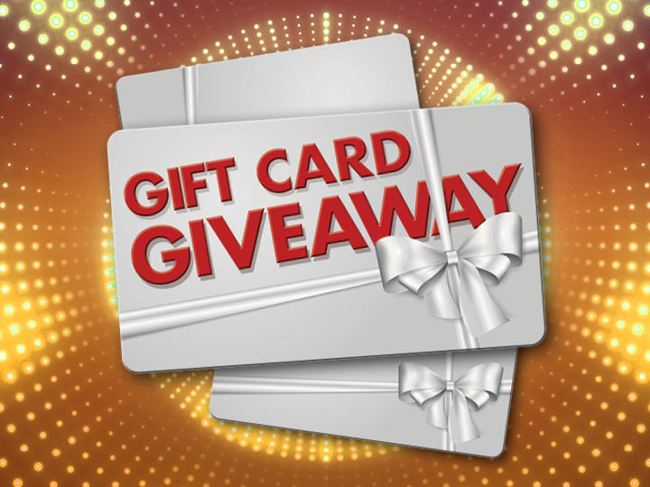 Gift Card Giveaway Logo