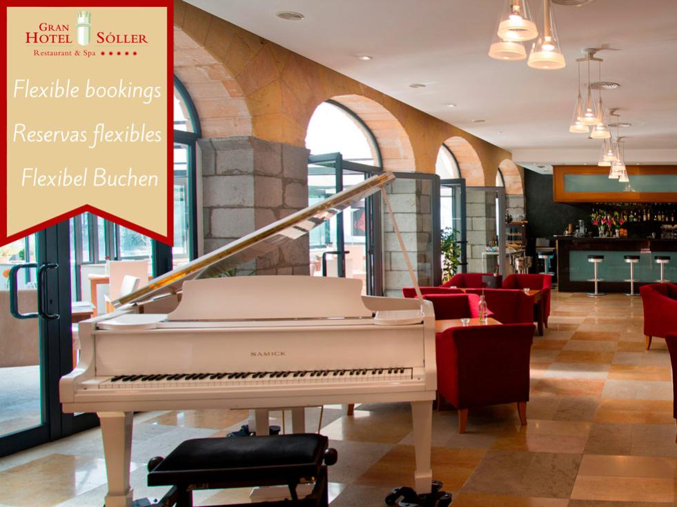 Flexibel Buchen Gran Hotel Sóller
