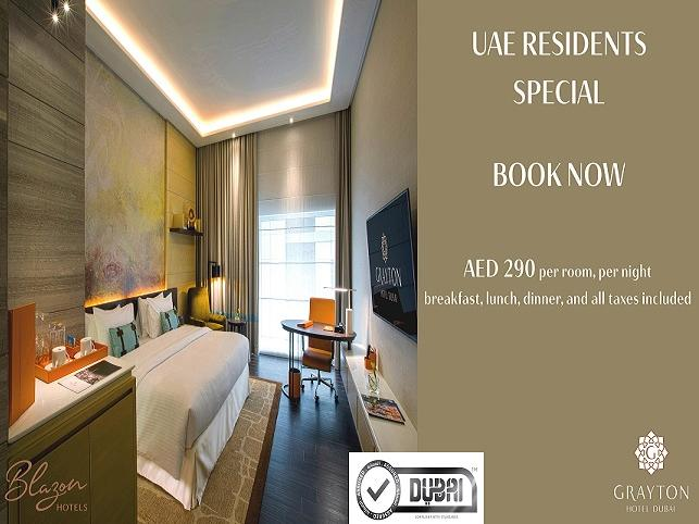 UAE RESERDENTS SPECIAL OFFER