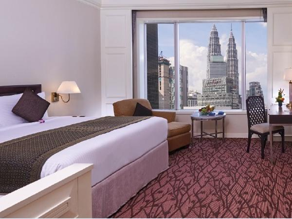 Room with city view at Hotel Istana Kuala Lumpur