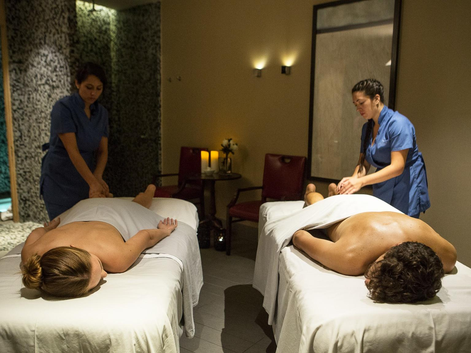SPA offer for two