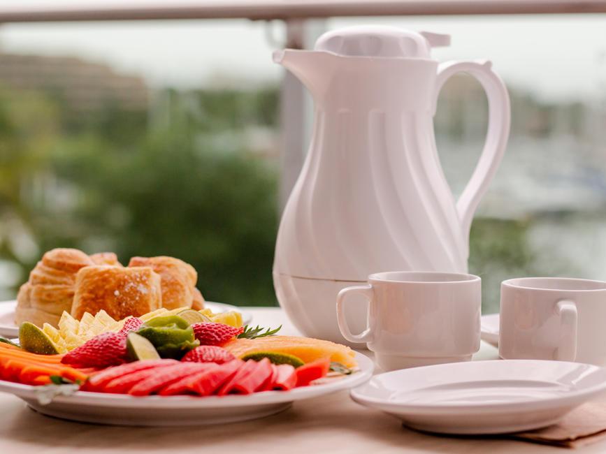 Breakfast Plan at Hotel Villa Varadero