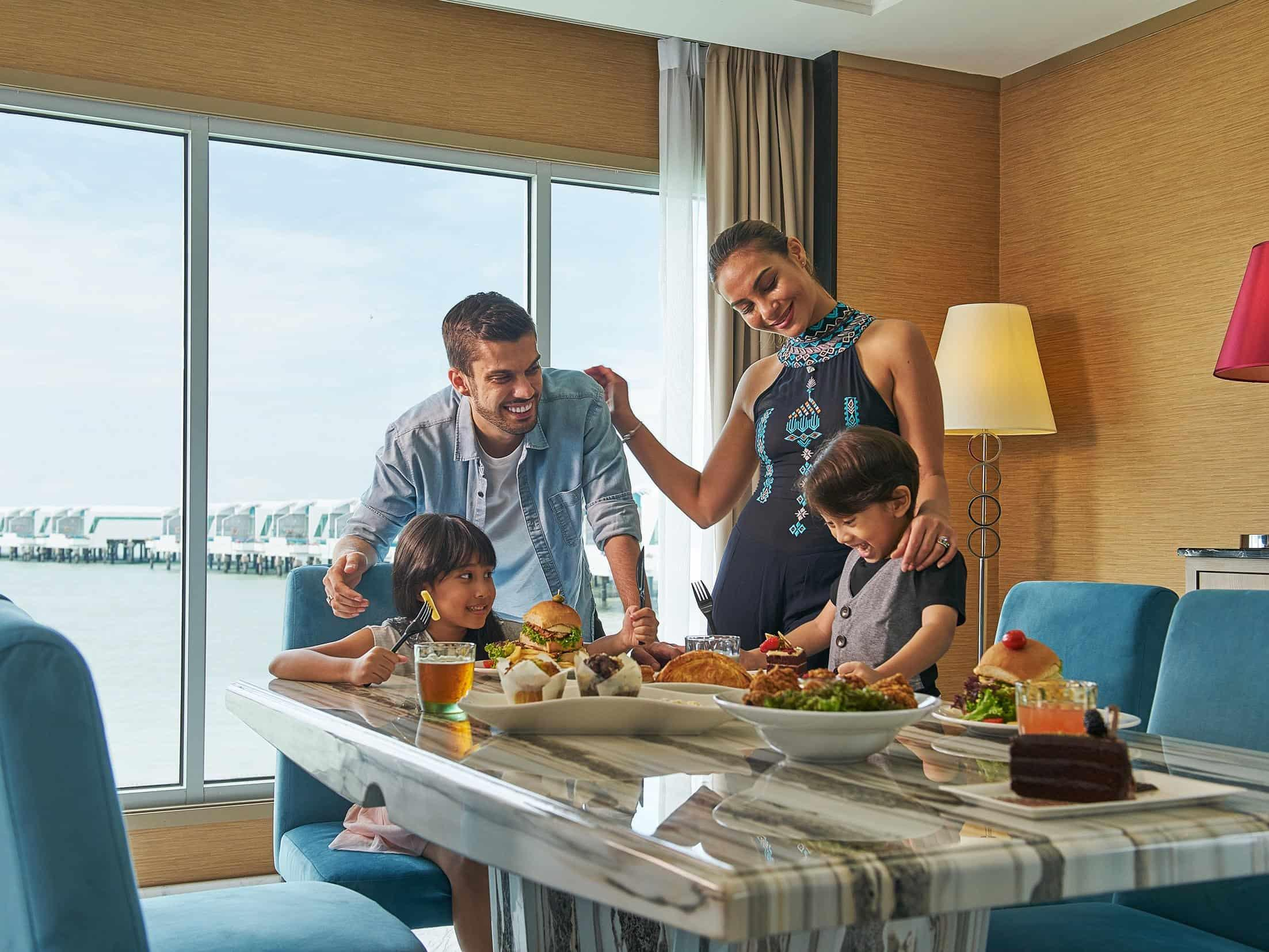 Family Package - Lexis Hibiscus® Port Dickson
