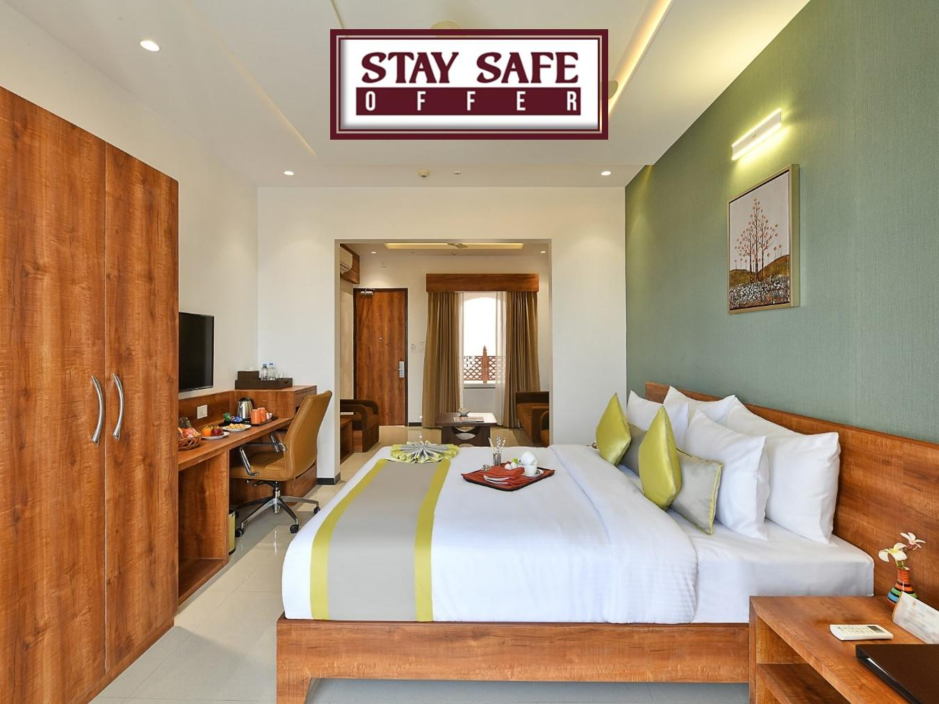 Stay Safe Offer  - Eastin Hotel