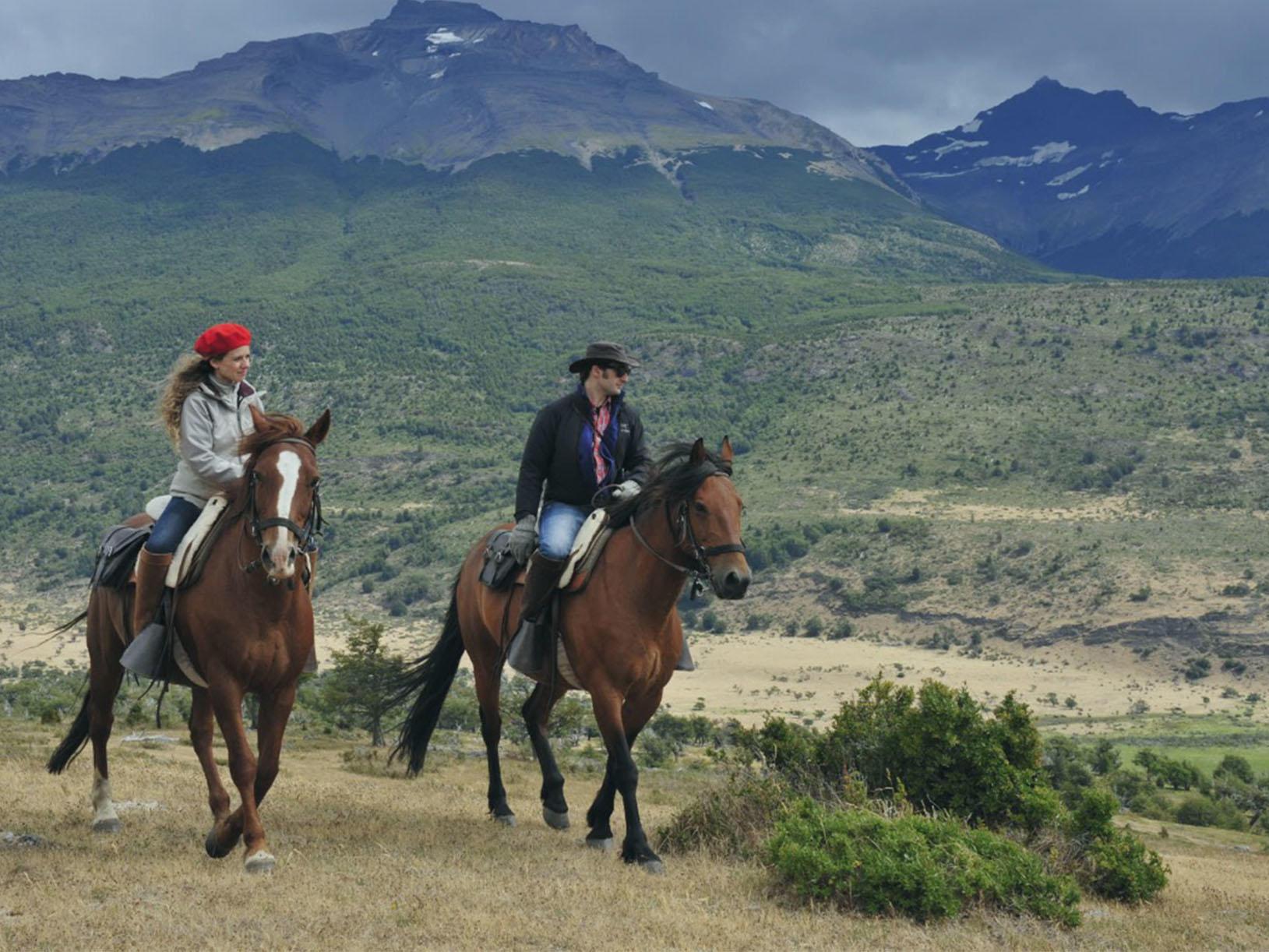 Patagonia especial para dos