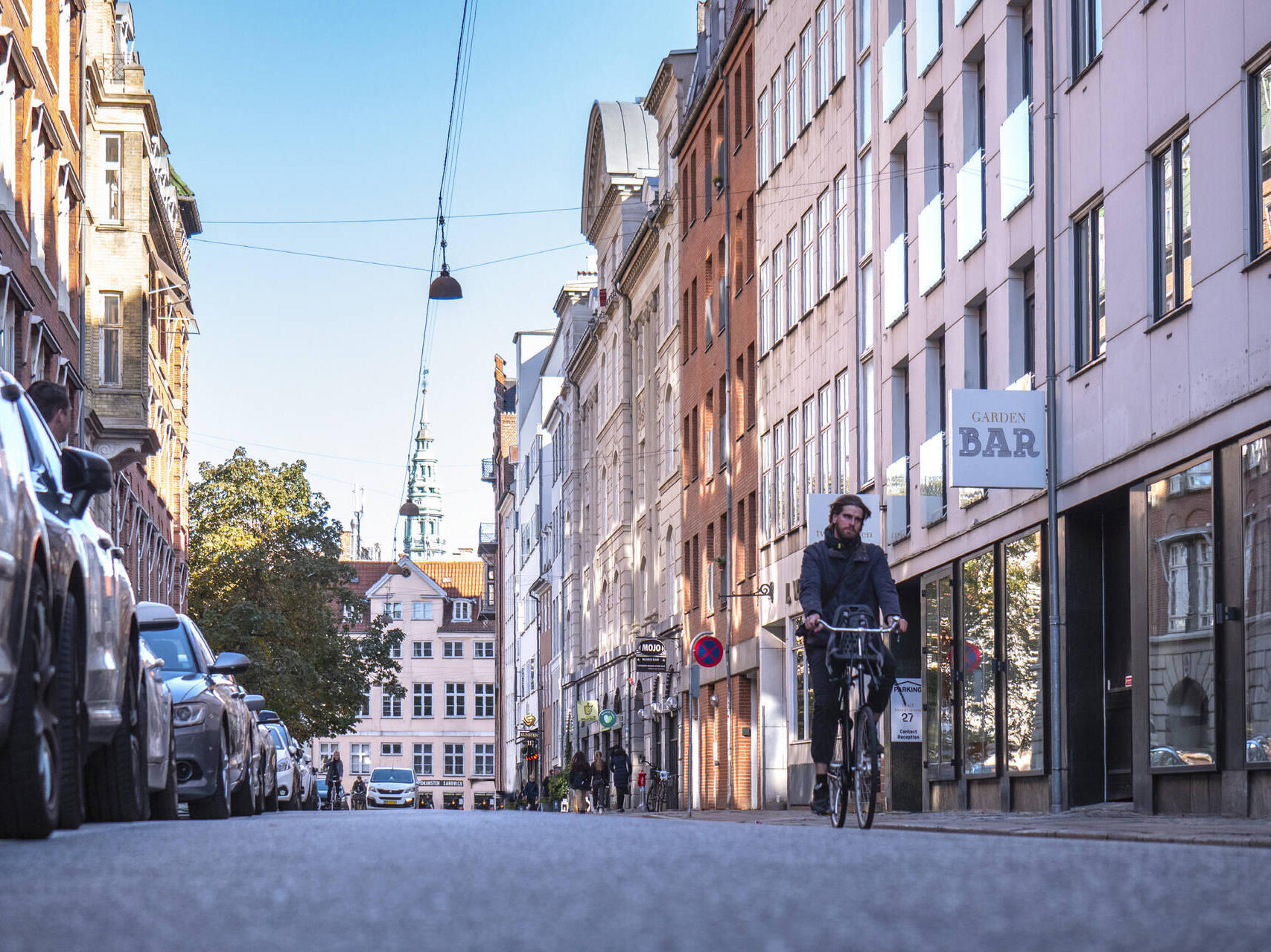 Københavner weekend Hotel 27