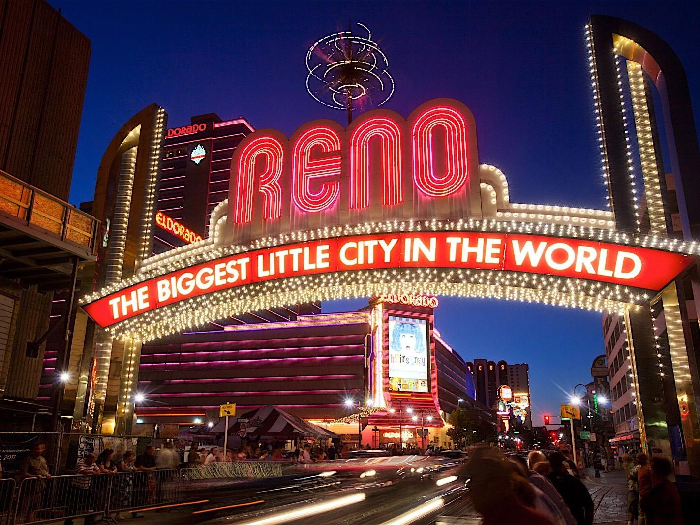 Reno - Legacy Vacation Resorts