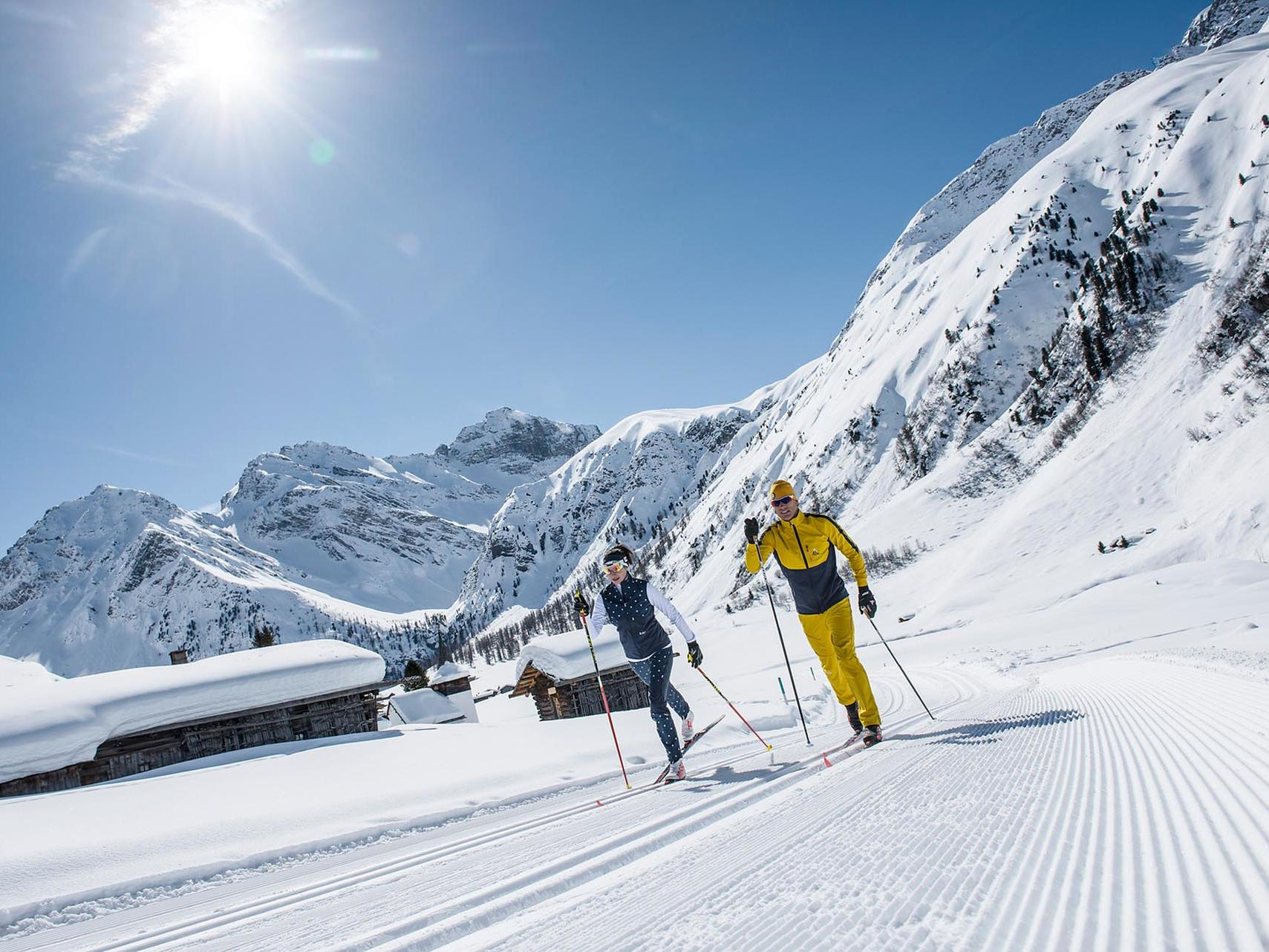 Cross-Country Holidays With Private Lessons