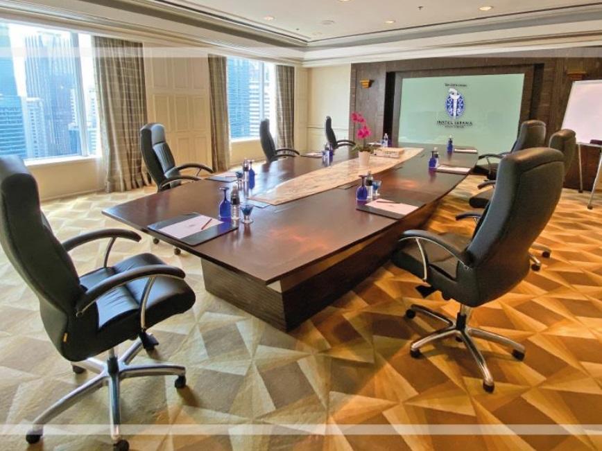 Meeting Room at Hotel Istana Kuala Lumpur