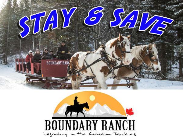 Boundary Ranch Sleigh RIde