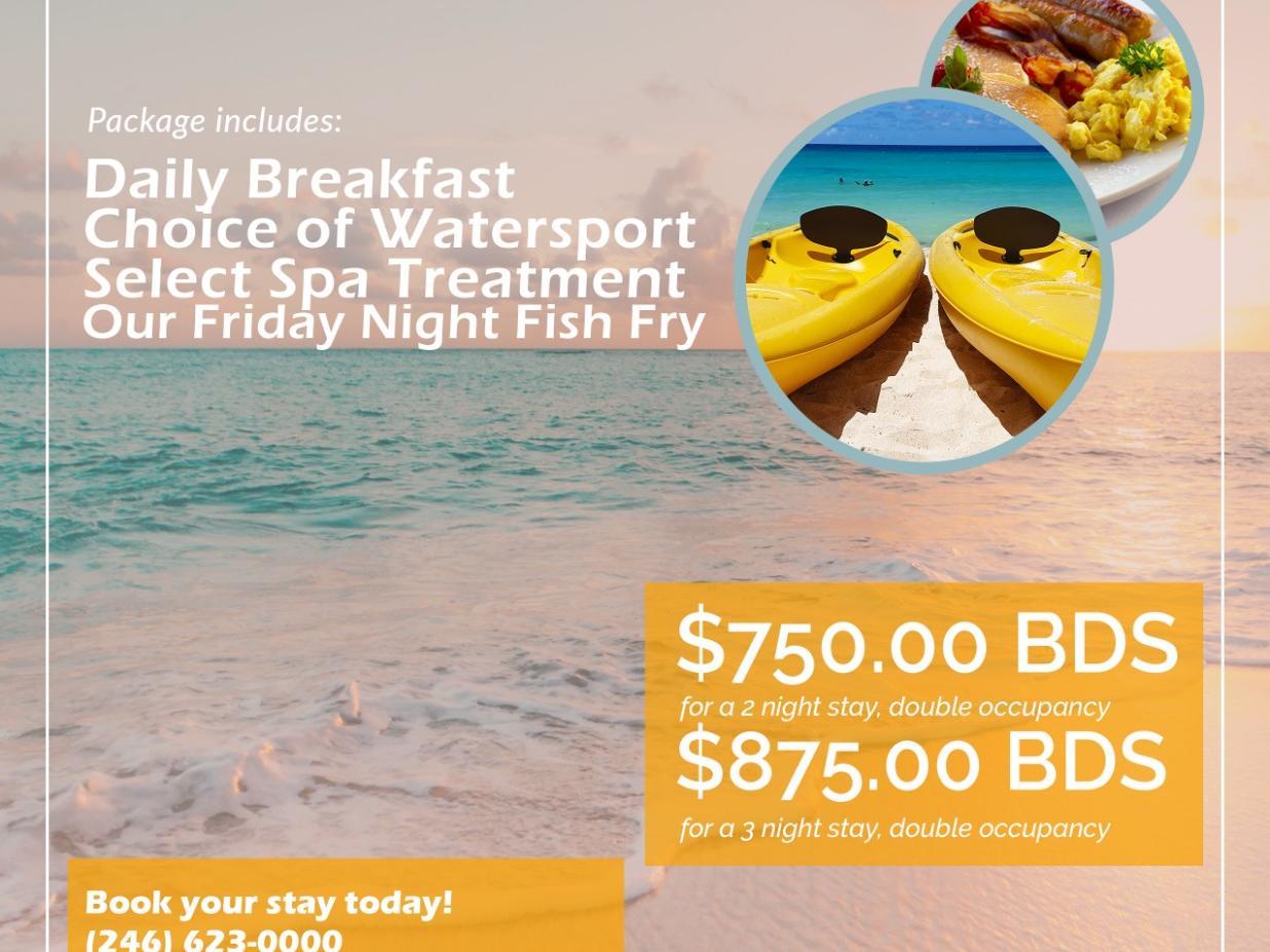 sunset dover beach kayak breakfast infinity on the beach logo