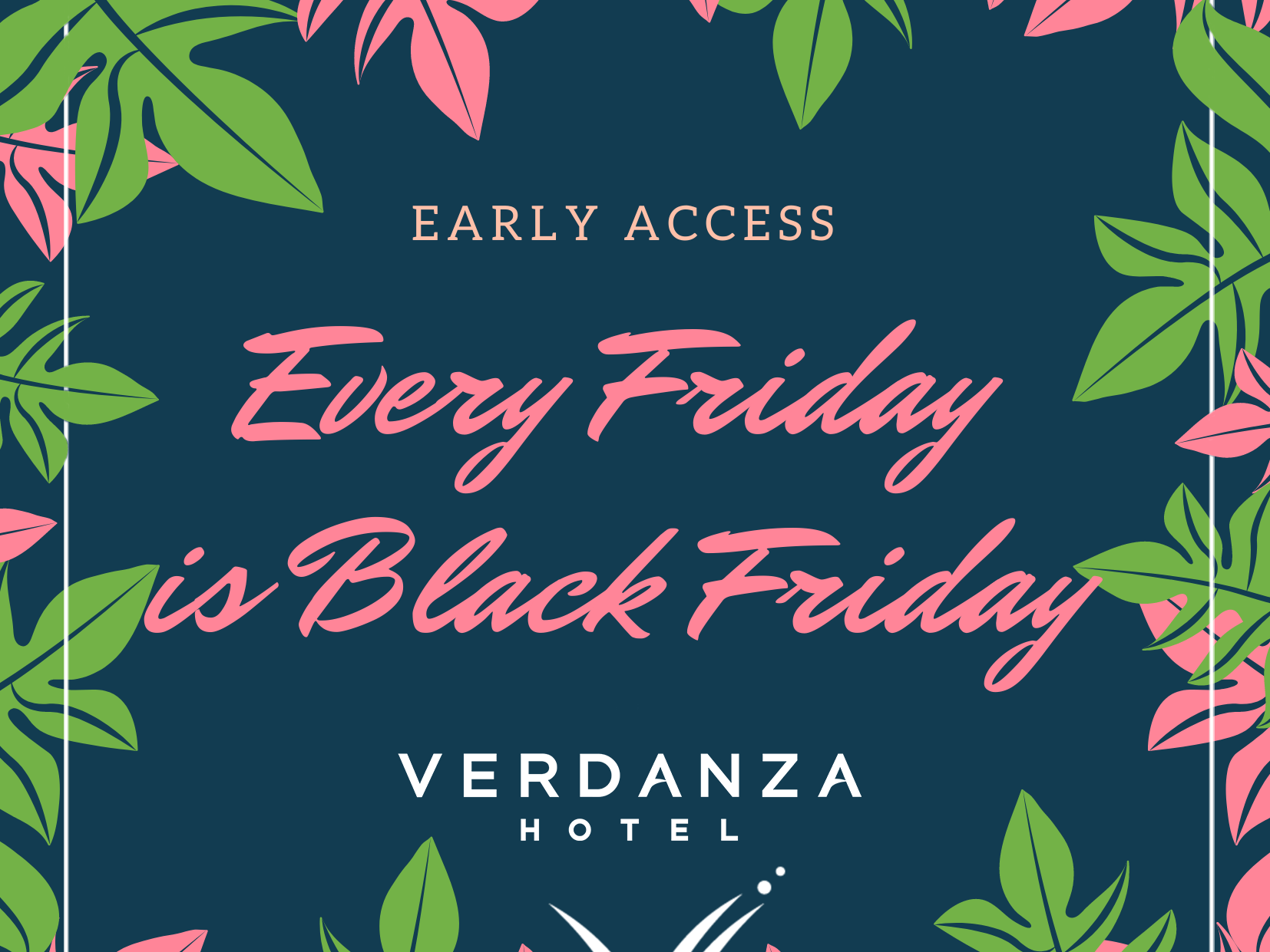 black friday verdanza