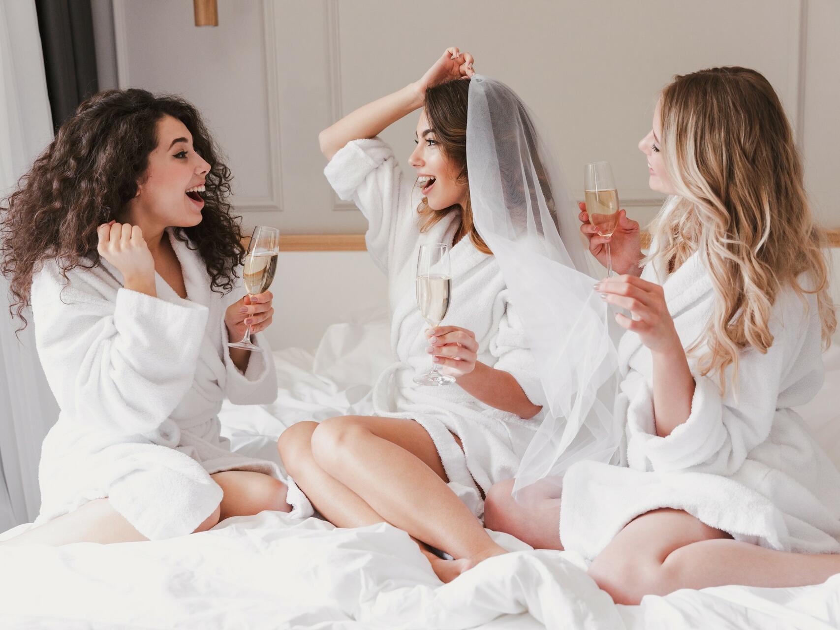 Bride to be - Monte Carlo Inn Toronto Markham