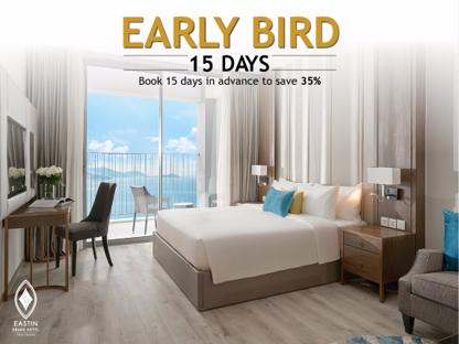 Early Bird Offer  - Eastin Hotel
