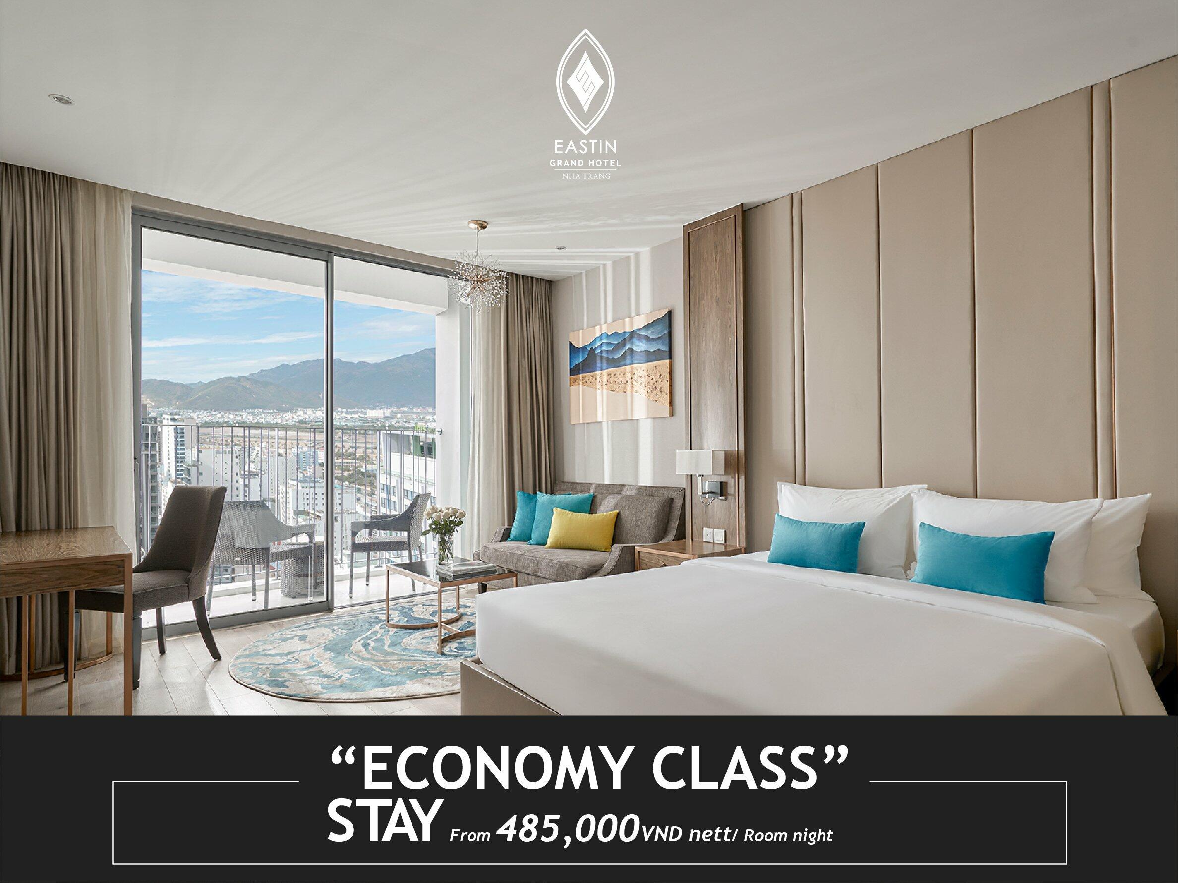 Economy Class Stay  - Eastin Hotel