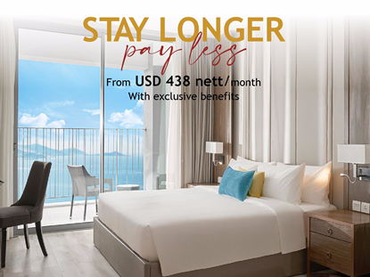 Stay Long Pay Less  - Eastin Hotel